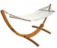 Adult Wooden Hammock