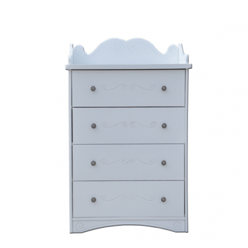 Kids 4 Drawers Chest