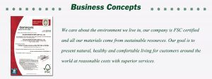 Business Concepts Ronsun