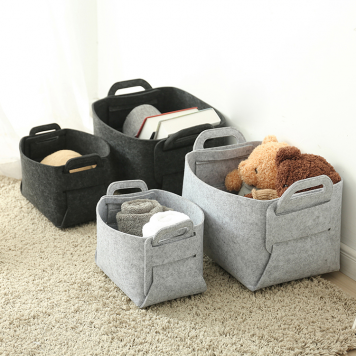 Felt Storage Basket