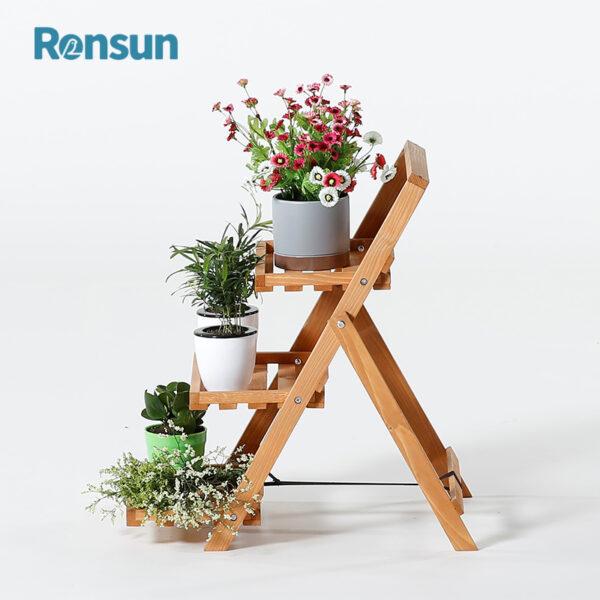 Flower Pot Display Rack Shelf 2