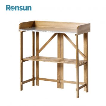 Wooden Raised garden Table